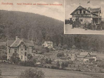 Hotel Elfenblick 1905