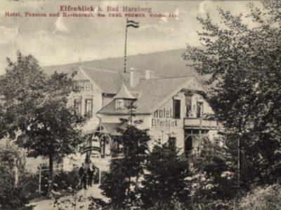 Hotel Elfenblick 1911_back