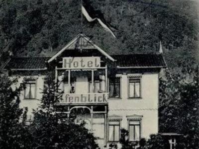 Hotel Elfenblick 1911_vorn